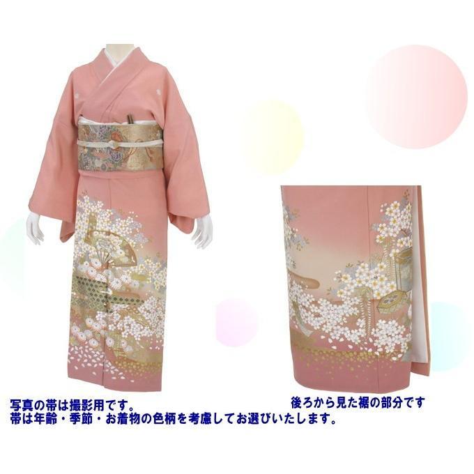 桂由美 色留袖 レンタル 861番 20点フルセットレンタル 往復送料無料|kimono-world|02