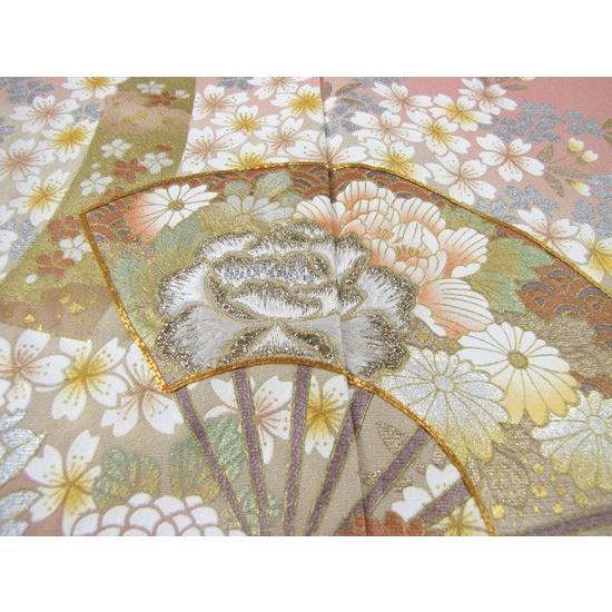 桂由美 色留袖 レンタル 861番 20点フルセットレンタル 往復送料無料|kimono-world|04
