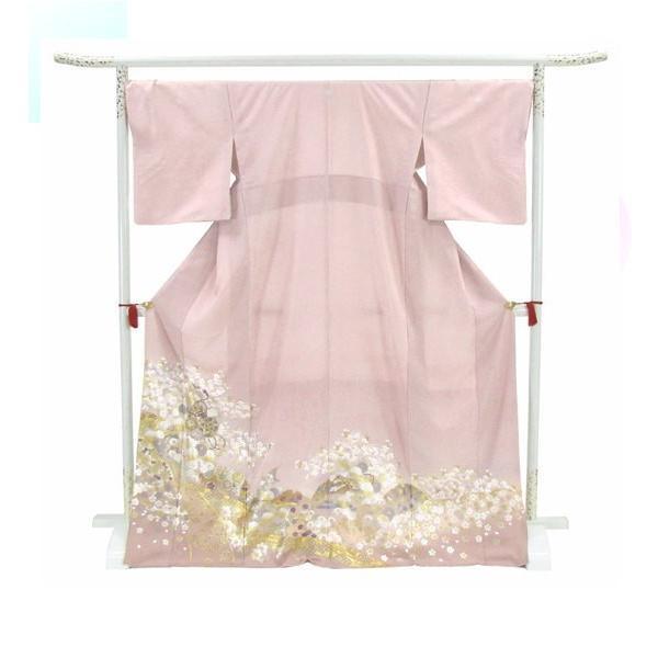桂由美 色留袖 レンタル 862番 20点フルセットレンタル 往復送料無料|kimono-world|03