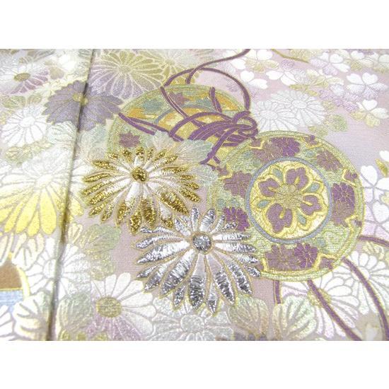桂由美 色留袖 レンタル 862番 20点フルセットレンタル 往復送料無料|kimono-world|04