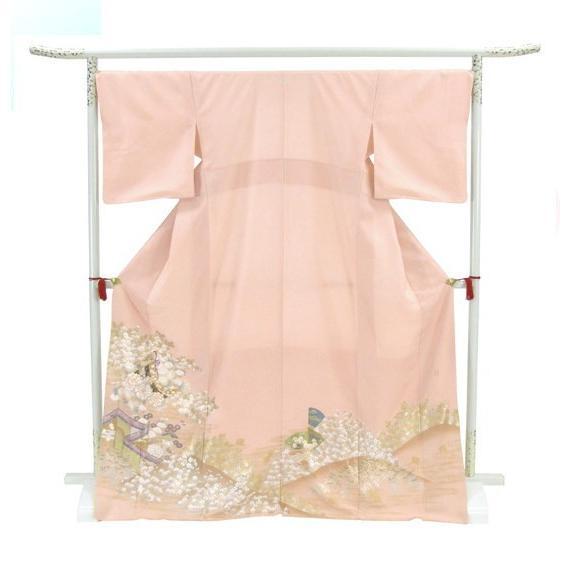 桂由美 色留袖 レンタル 863番 20点フルセットレンタル 往復送料無料|kimono-world|03