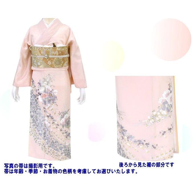 桂由美 色留袖 レンタル 864番 20点フルセットレンタル 往復送料無料|kimono-world|02