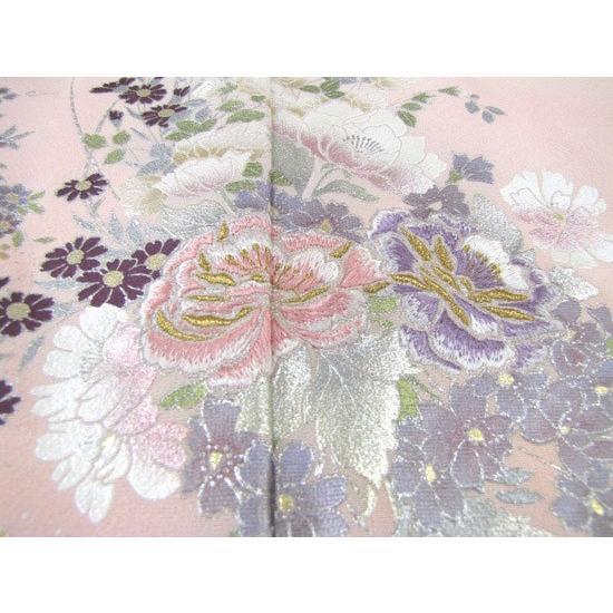 桂由美 色留袖 レンタル 864番 20点フルセットレンタル 往復送料無料|kimono-world|04