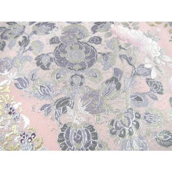 桂由美 色留袖 レンタル 864番 20点フルセットレンタル 往復送料無料|kimono-world|05