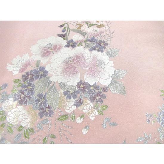 桂由美 色留袖 レンタル 864番 20点フルセットレンタル 往復送料無料|kimono-world|06