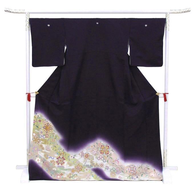 色留袖 レンタル 866番 20点フルセットレンタル 往復送料無料 kimono-world 03