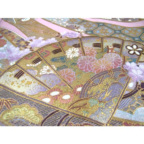 桂由美 江戸の花 色留袖 レンタル 867番 20点フルセットレンタル 往復送料無料 kimono-world 05