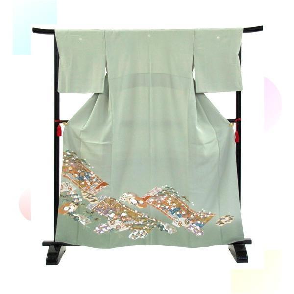 色留袖 レンタル 874番 20点フルセットレンタル 往復送料無料 kimono-world 03
