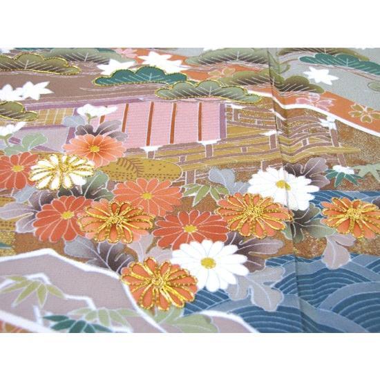 色留袖 レンタル 874番 20点フルセットレンタル 往復送料無料 kimono-world 04