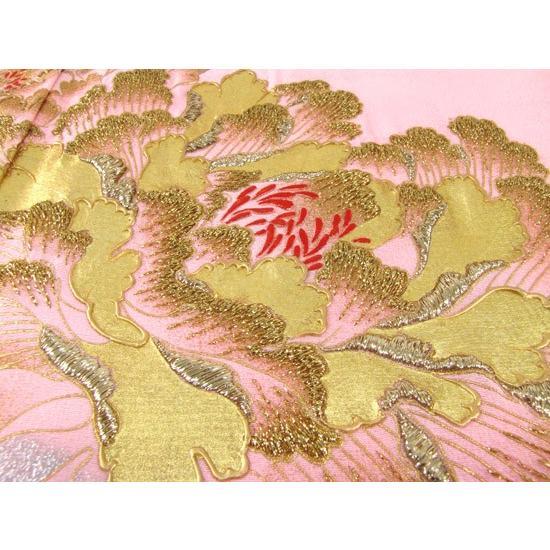 ブランド桂由美/富貴の庭 色留袖 レンタル 881番 20点フルセットレンタル 往復送料無料|kimono-world|05