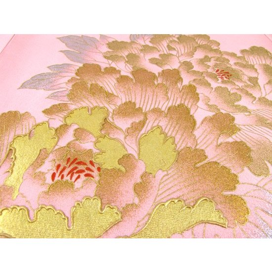 ブランド桂由美/富貴の庭 色留袖 レンタル 881番 20点フルセットレンタル 往復送料無料|kimono-world|07