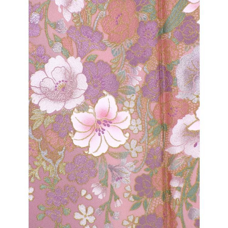 ブランド桂由美/ひそやかな花 色留袖 レンタル 884番 20点フルセットレンタル 往復送料無料 kimono-world 06