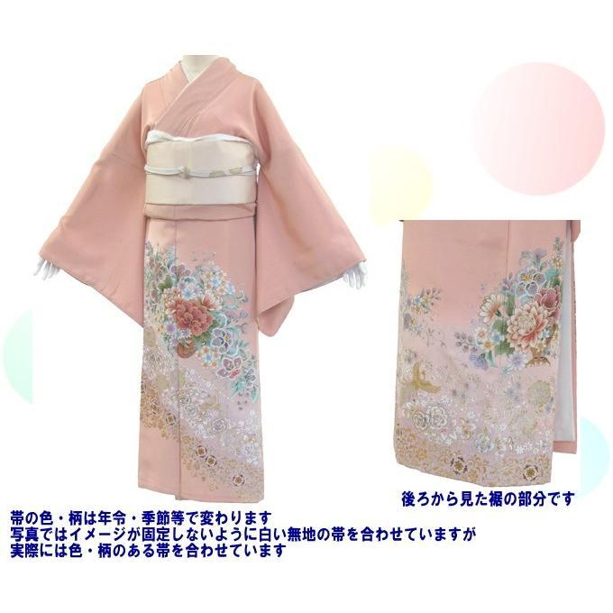 色留袖 レンタル 902番 20点フルセットレンタル 往復送料無料 kimono-world 02