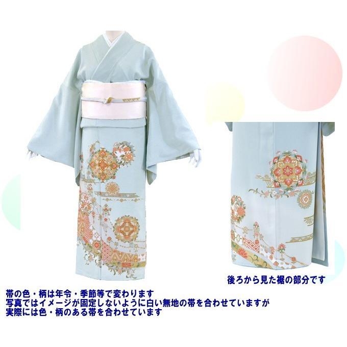 色留袖 レンタル 903番 20点フルセットレンタル 往復送料無料|kimono-world|02