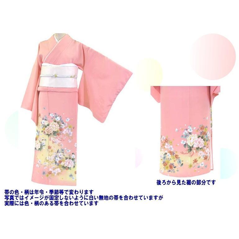 色留袖 レンタル 904番 20点フルセットレンタル 往復送料無料 kimono-world 02