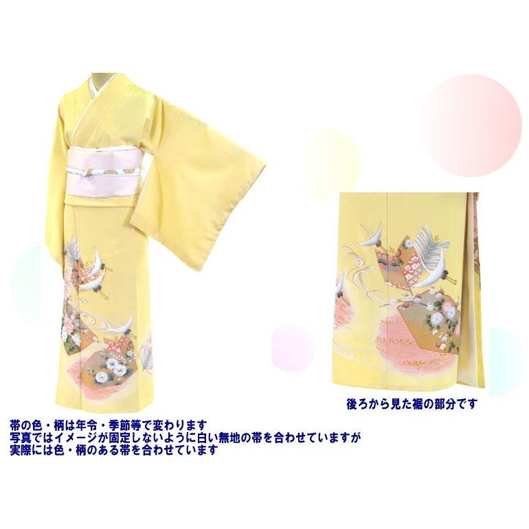 色留袖 レンタル 905番 20点フルセットレンタル 往復送料無料|kimono-world|02