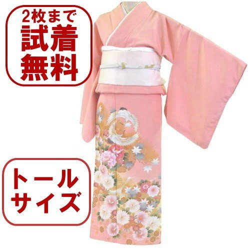 色留袖 レンタル 906番 20点フルセットレンタル 往復送料無料|kimono-world