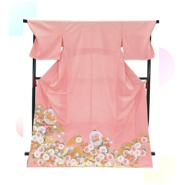 色留袖 レンタル 906番 20点フルセットレンタル 往復送料無料|kimono-world|03