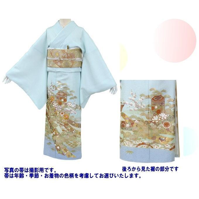 桂由美 色留袖 レンタル 907番 20点フルセットレンタル 往復送料無料 kimono-world 02