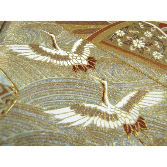 桂由美 色留袖 レンタル 908番 20点フルセットレンタル 往復送料無料|kimono-world|06
