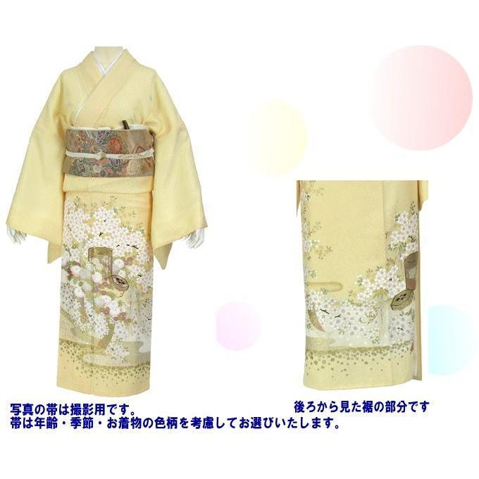 桂由美 色留袖 レンタル 910番 20点フルセットレンタル 往復送料無料|kimono-world|02