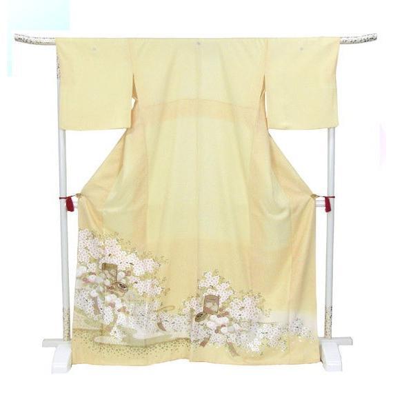 桂由美 色留袖 レンタル 910番 20点フルセットレンタル 往復送料無料|kimono-world|03