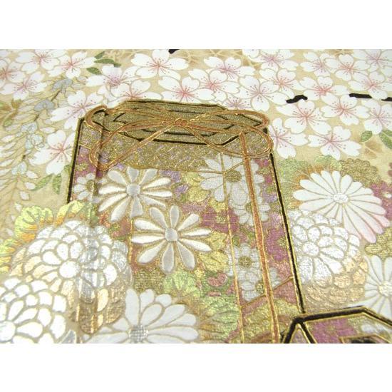 桂由美 色留袖 レンタル 910番 20点フルセットレンタル 往復送料無料|kimono-world|04