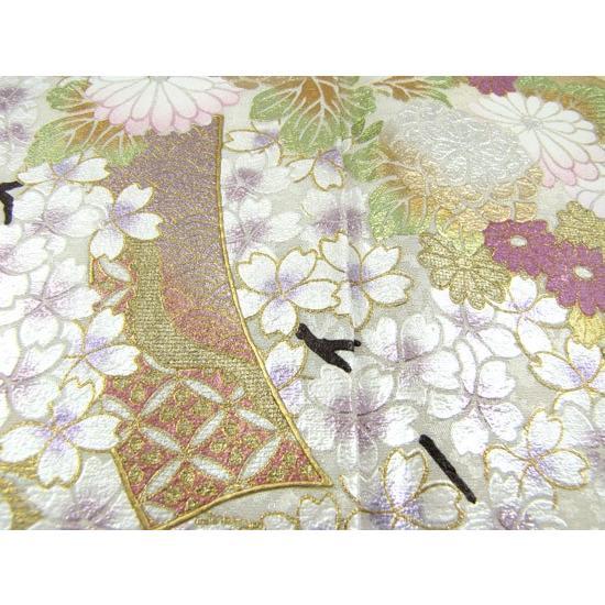 桂由美 色留袖 レンタル 910番 20点フルセットレンタル 往復送料無料|kimono-world|05