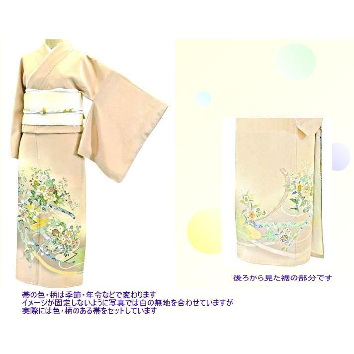 色留袖 レンタル 922番 20点フルセットレンタル 往復送料無料 kimono-world 02