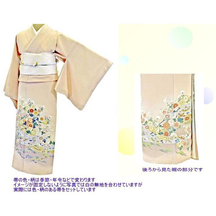 色留袖 レンタル 924番 20点フルセットレンタル 往復送料無料 kimono-world 02