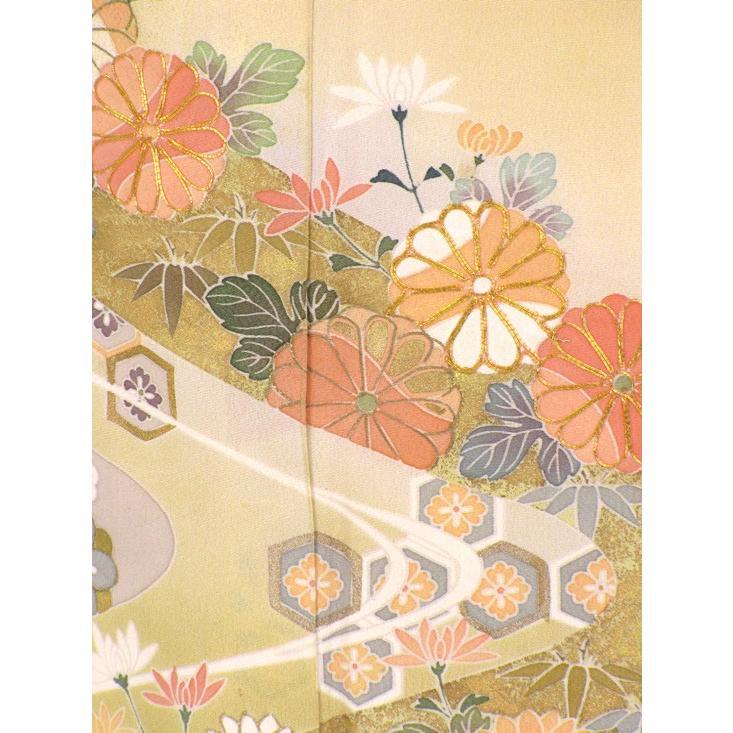 色留袖 レンタル 925番 20点フルセットレンタル 往復送料無料 kimono-world 05