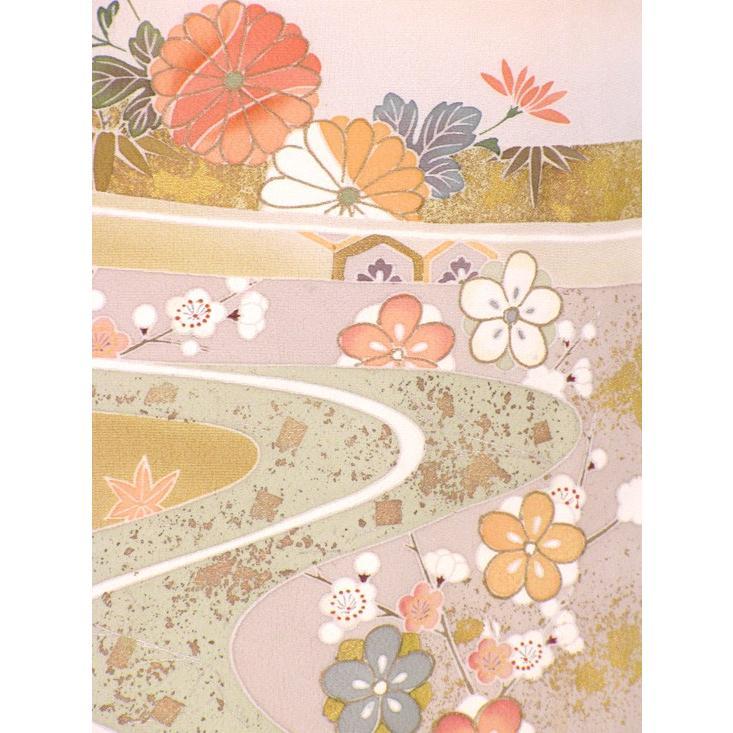 色留袖 レンタル 925番 20点フルセットレンタル 往復送料無料 kimono-world 06