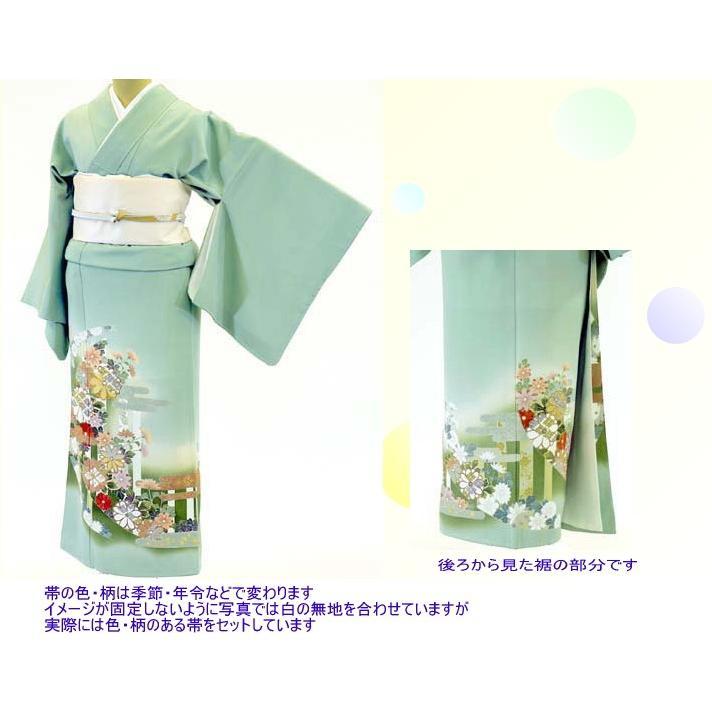 色留袖 レンタル 926番 20点フルセットレンタル 往復送料無料|kimono-world|02