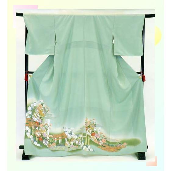 色留袖 レンタル 926番 20点フルセットレンタル 往復送料無料|kimono-world|03