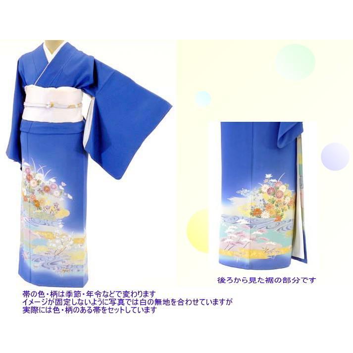 色留袖 レンタル 927番 20点フルセットレンタル 往復送料無料 kimono-world 02