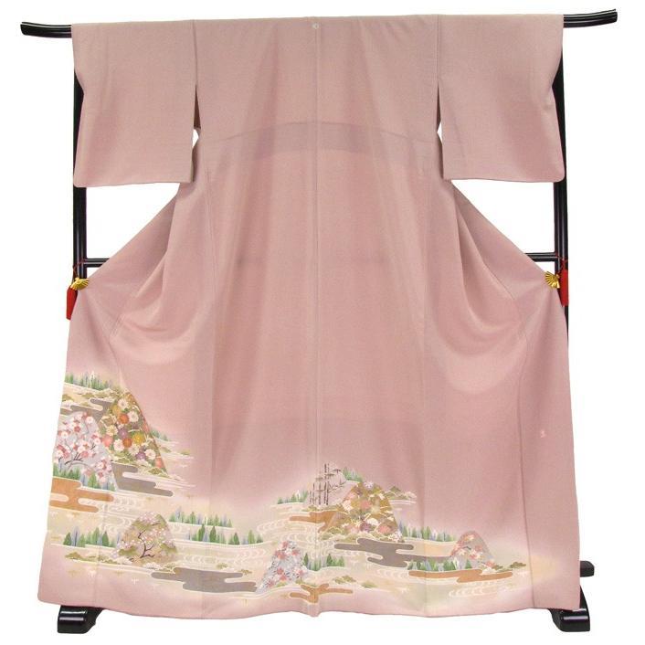 色留袖 レンタル 928番 20点フルセットレンタル 往復送料無料 kimono-world 02