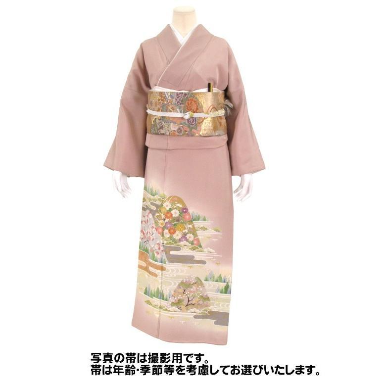 色留袖 レンタル 928番 20点フルセットレンタル 往復送料無料 kimono-world 03