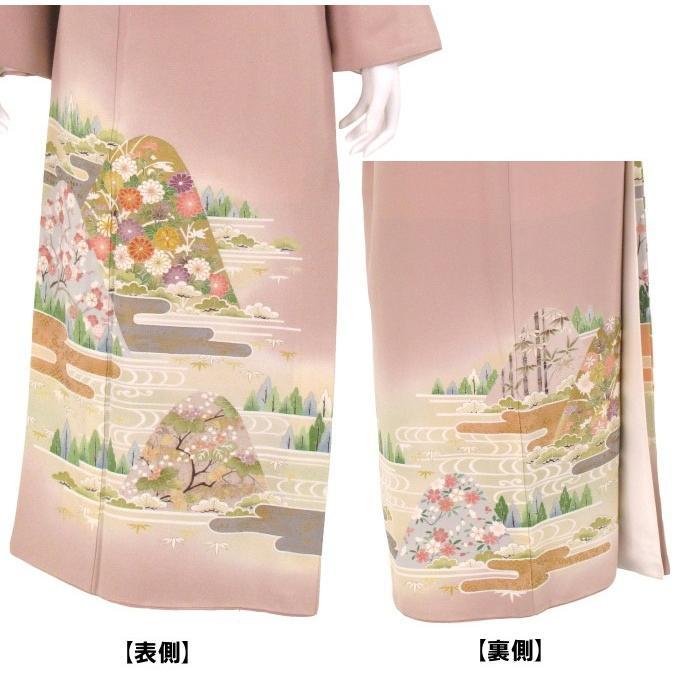 色留袖 レンタル 928番 20点フルセットレンタル 往復送料無料 kimono-world 04