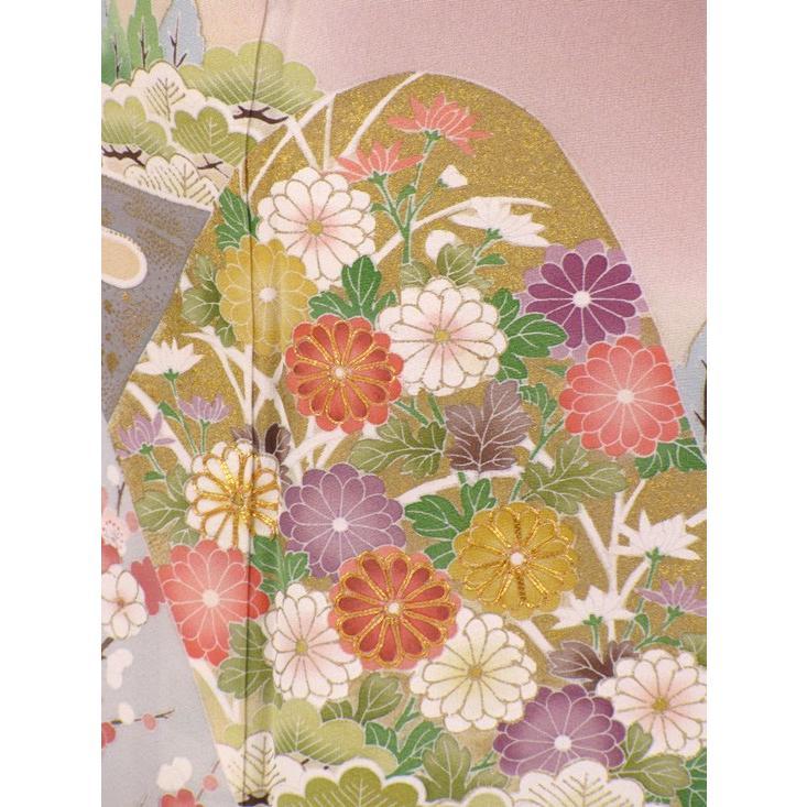 色留袖 レンタル 928番 20点フルセットレンタル 往復送料無料 kimono-world 05