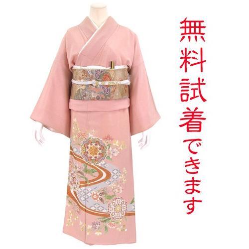色留袖 レンタル 929番 20点フルセットレンタル 往復送料無料|kimono-world