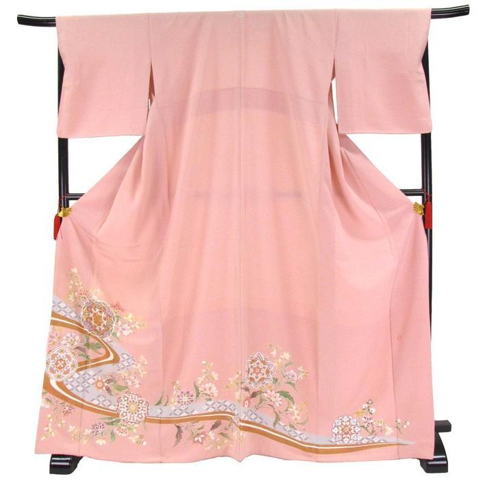 色留袖 レンタル 929番 20点フルセットレンタル 往復送料無料|kimono-world|02