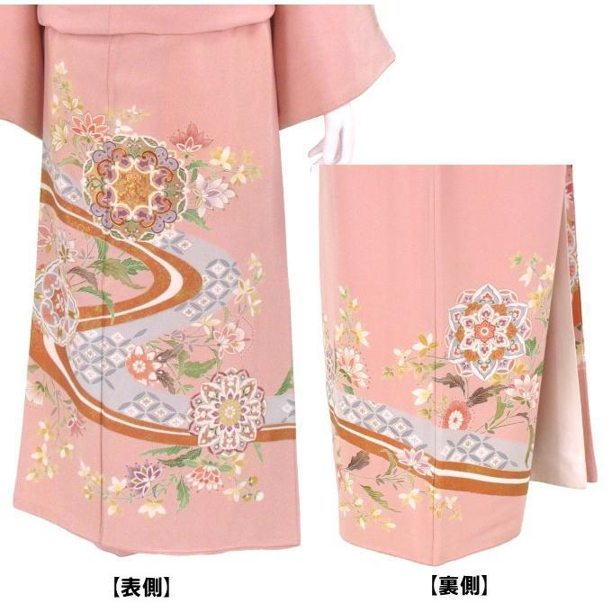 色留袖 レンタル 929番 20点フルセットレンタル 往復送料無料|kimono-world|04