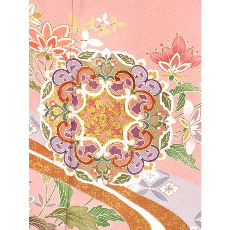 色留袖 レンタル 929番 20点フルセットレンタル 往復送料無料|kimono-world|05