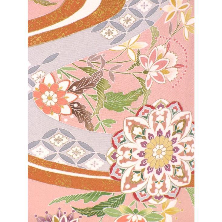 色留袖 レンタル 929番 20点フルセットレンタル 往復送料無料|kimono-world|06