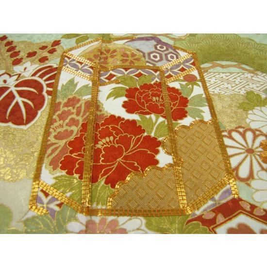 桂由美 色留袖 レンタル 930番 20点フルセットレンタル 往復送料無料|kimono-world|04