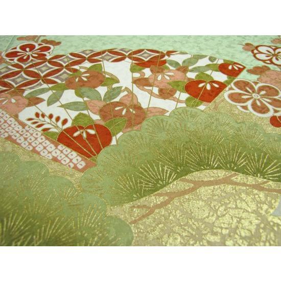 桂由美 色留袖 レンタル 930番 20点フルセットレンタル 往復送料無料|kimono-world|06