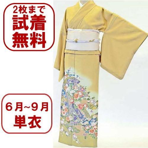 色留袖 レンタル 941番 20点フルセットレンタル 往復送料無料 kimono-world