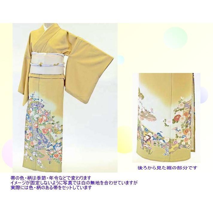 色留袖 レンタル 941番 20点フルセットレンタル 往復送料無料 kimono-world 02