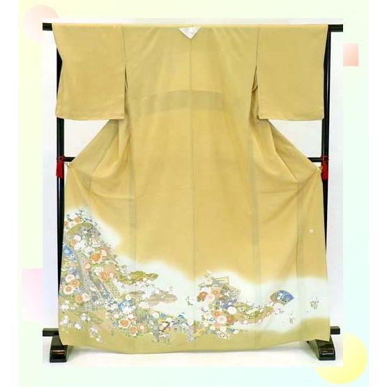 色留袖 レンタル 941番 20点フルセットレンタル 往復送料無料 kimono-world 03