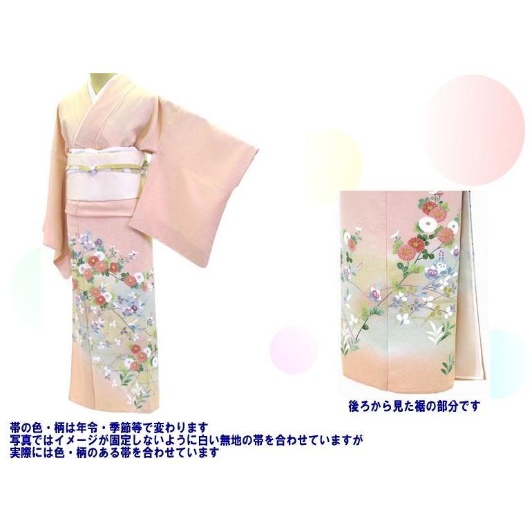 色留袖 レンタル 942番 20点フルセットレンタル 往復送料無料|kimono-world|02
